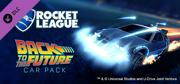 Rocket League: Back to the Future Car Pack Linux Front Cover
