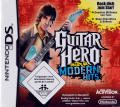 Guitar Hero: On Tour - Modern Hits Nintendo DS Front Cover
