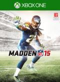 Madden NFL 15 Xbox One Front Cover 1st version