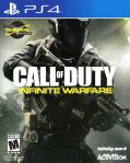 Call of Duty: Infinite Warfare PlayStation 4 Front Cover