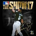 MLB The Show 17 PlayStation 4 Front Cover