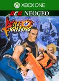 Art of Fighting Xbox One Front Cover 1st version