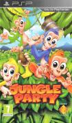 Buzz! Junior: Jungle Party PSP Front Cover