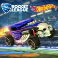Rocket League: Hot Wheels Bone Shaker PlayStation 4 Front Cover