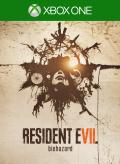 Resident Evil VII: Biohazard Xbox One Front Cover 1st version