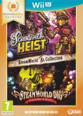 SteamWorld Collection Wii U Front Cover