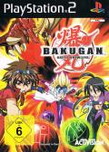 Bakugan: Battle Brawlers PlayStation 2 Front Cover