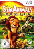 SimAnimals: Africa Wii Front Cover