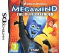 Megamind: The Blue Defender Nintendo DS Front Cover