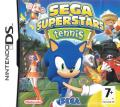 SEGA Superstars Tennis Nintendo DS Front Cover
