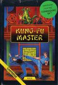 Kung-Fu Master Commodore 64 Front Cover