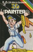 3D Painter ZX Spectrum Front Cover