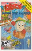 Dizzy: Down the Rapids ZX Spectrum Front Cover