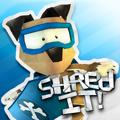 Shred It! PlayStation 4 Front Cover