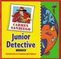 Carmen Sandiego: Junior Detective Edition Windows Front Cover