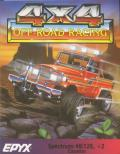 4x4 Off-Road Racing ZX Spectrum Front Cover