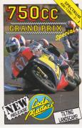 750cc Grand Prix ZX Spectrum Front Cover