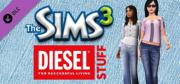 The Sims 3: Diesel Stuff Windows Front Cover