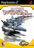 R-Type Final PlayStation 2 Front Cover