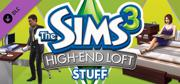 The Sims 3: High-End Loft Stuff Windows Front Cover