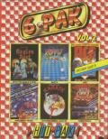 6*Pak Vol. 2 ZX Spectrum Front Cover