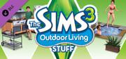 The Sims 3: Outdoor Living Stuff Windows Front Cover