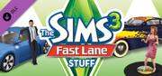 The Sims 3: Fast Lane Stuff Windows Front Cover
