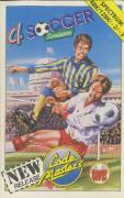 4 Soccer Simulators ZX Spectrum Front Cover