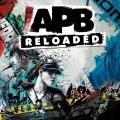 APB: Reloaded PlayStation 4 Front Cover