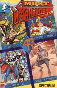 4 Most Megaheroes ZX Spectrum Front Cover