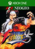 The King of Fighters '95 Xbox One Front Cover 1st version