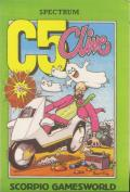 C5 Clive ZX Spectrum Front Cover