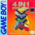 4-in-1 Fun Pak Game Boy Front Cover
