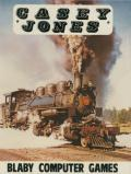 Casey Jones ZX Spectrum Front Cover