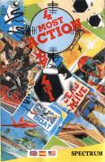 4 Most Action ZX Spectrum Front Cover