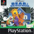 Jim Henson's Bear in the Big Blue House PlayStation Front Cover