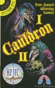 Cauldron I & II ZX Spectrum Front Cover
