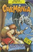 Cavemania ZX Spectrum Front Cover