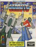Challenge of the Gobots ZX Spectrum Front Cover