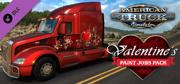 American Truck Simulator: Valentine's Paint Jobs Pack Linux Front Cover