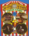 Circus Games ZX Spectrum Front Cover