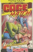 Cage Match ZX Spectrum Front Cover