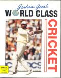 Allan Border's Cricket Amiga Front Cover