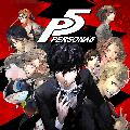 Persona 5 PlayStation 3 Front Cover