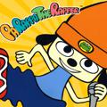 PaRappa the Rapper: Remastered PlayStation 4 Front Cover