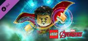 LEGO Marvel's Avengers: All-New, All-Different Doctor Strange Pack Macintosh Front Cover
