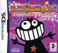 LOL: Never Party Alone! Nintendo DS Front Cover
