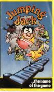Jumping Jack ZX Spectrum Front Cover