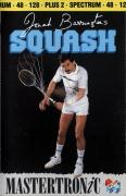 Jonah Barrington's Squash ZX Spectrum Front Cover