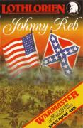 Johnny Reb ZX Spectrum Front Cover